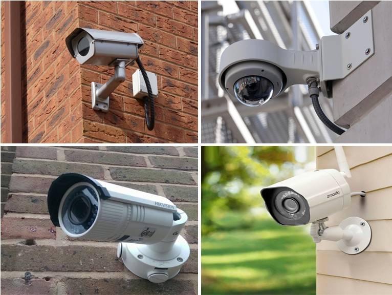 Видеонаблюдение своими руками: что нужно, из чего состоит система, как установить, настроить и подключить камеру наружного наблюдения