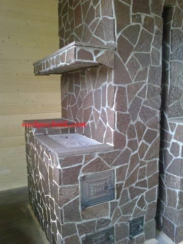 Облицовка стен керамической плиткой