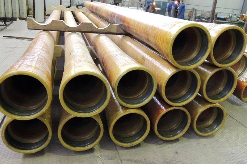 Стеклопластиковые трубы. способы изготовления. классификация, маркировка. монтаж
