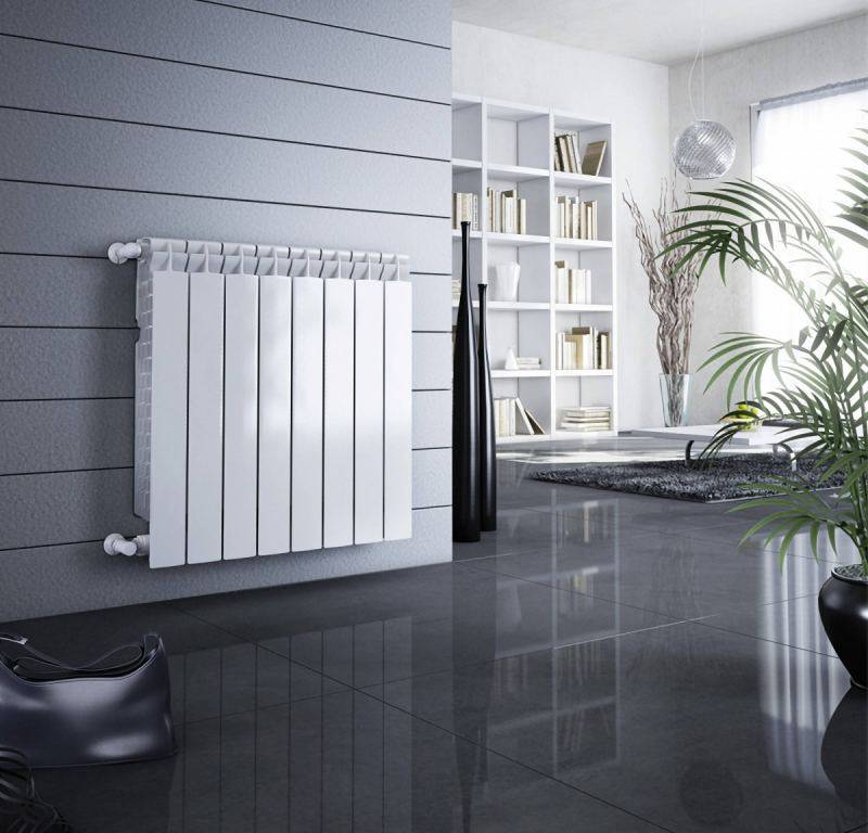 Как выбрать радиаторы отопления для квартиры?