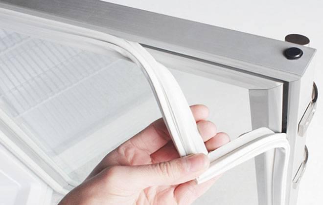 Уплотнитель для холодильника: выбор и замена уплотнительной резинки