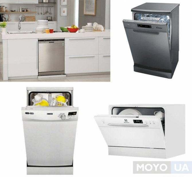 Лучшие посудомоечные машины 45 см: топ-10 рейтинг