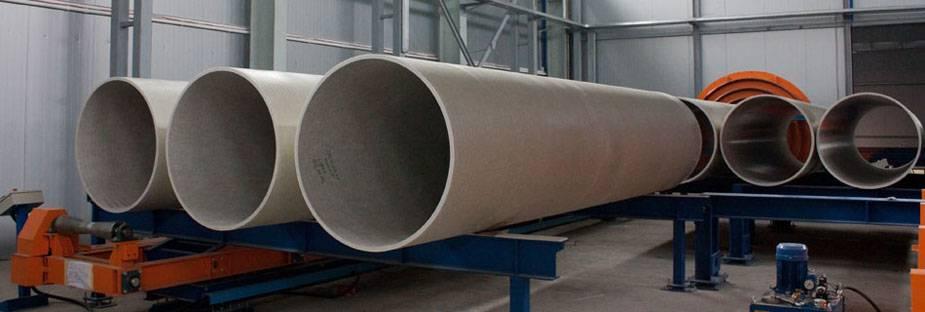 Трубы из стеклопластика — производство и применение