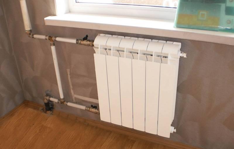 Замена радиаторов отопления в квартире — советы мастера