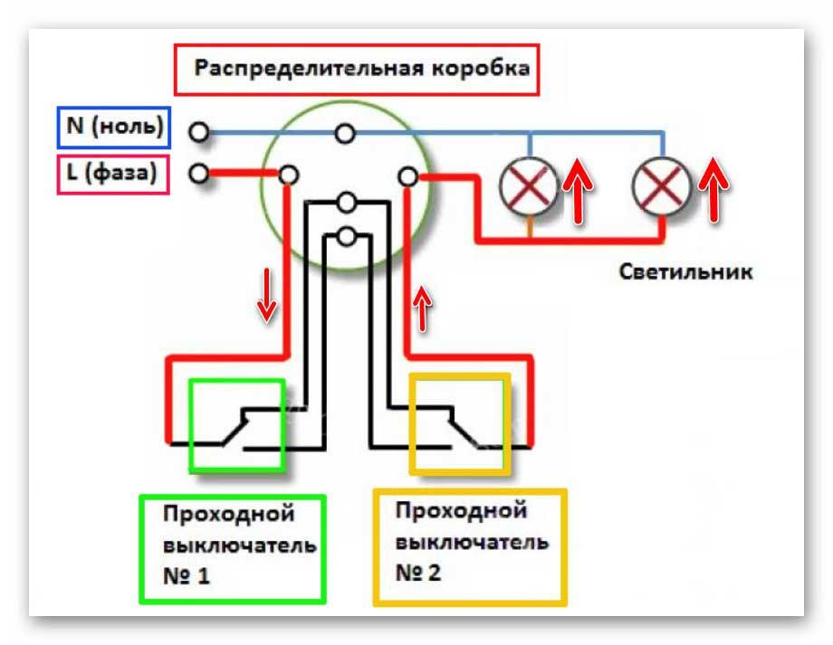 Перекидной выключатель: маркировка, виды, особенности подключения
