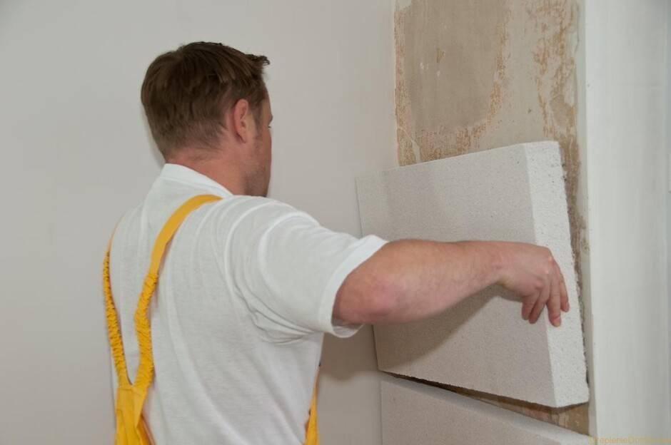 Утеплитель для стен внутри дома: особенности и порядок работ