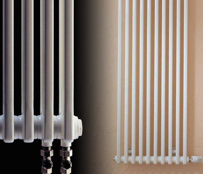 Трубчатые радиаторы отопления - особенности выбора