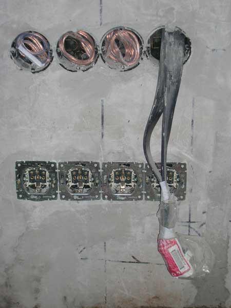 Розетки для духового шкафа и варочной панели: подключение к электросети