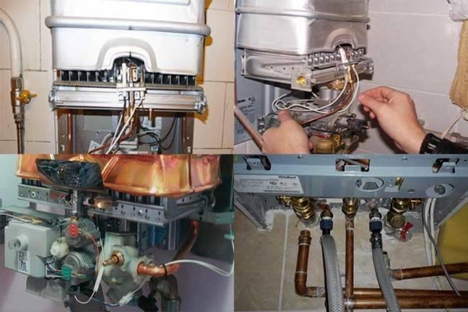 Как почистить газовую колонку электролюкс в домашних. как самому почистить газовую колонку в домашних условиях