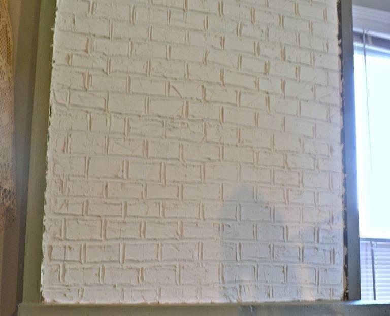 Особенности имитации кирпичной стены своими руками