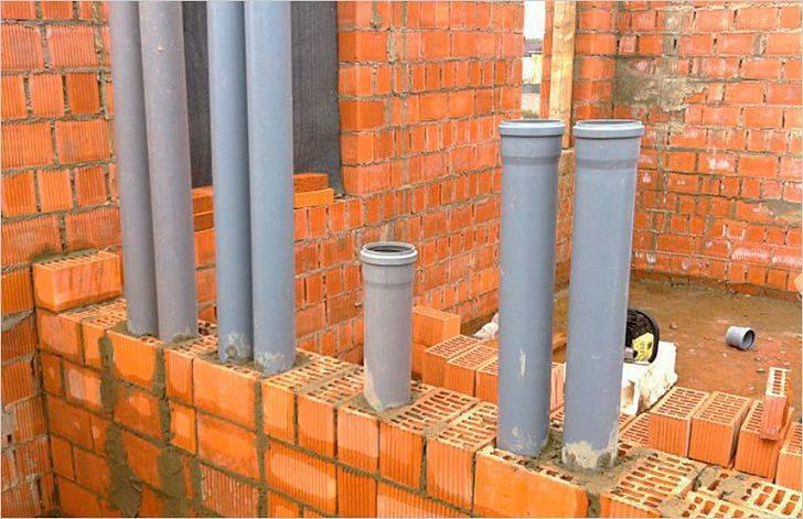 Можно ли построить вентиляцию в частном доме из канализационных пластиковых труб