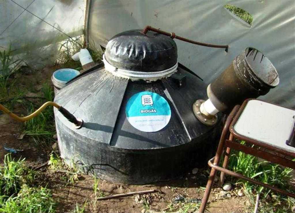 Биогазовая установка своими руками для дома: схема, чертежи, отзывы