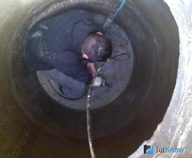 Как провести гидроизоляцию септика из бетонных колец своими руками: методы, средства, монтаж