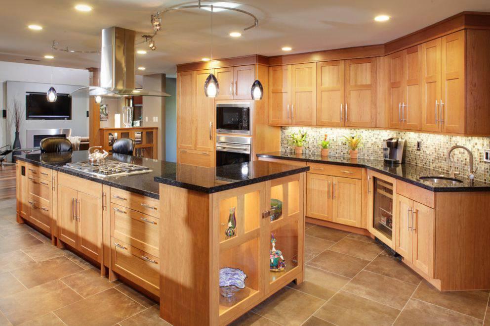 Выбор напольного покрытия для кухни: сравнение вариантов