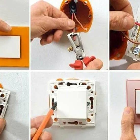 Как поменять выключатель, если ты не электрик? - хозяин дома