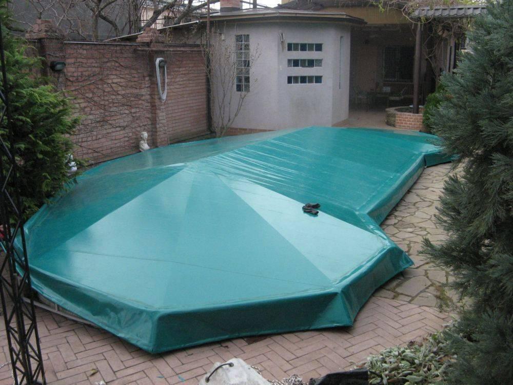 Как хранить каркасный бассейн зимой: советы с форумов и от специалистов