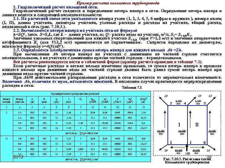 Гидравлический расчет газопровода: методы вычислений + пример расчета - все об инженерных системах