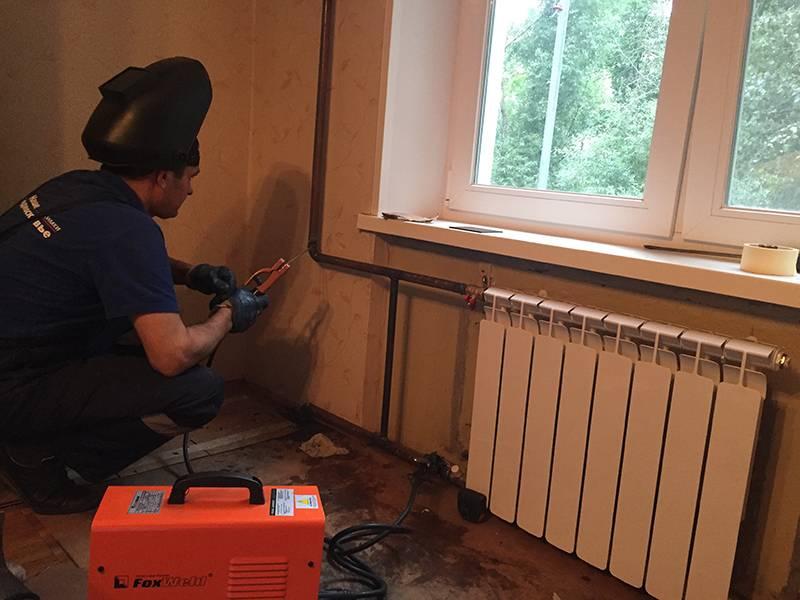 Можно ли ставить алюминиевые радиаторы на центральное отопление
