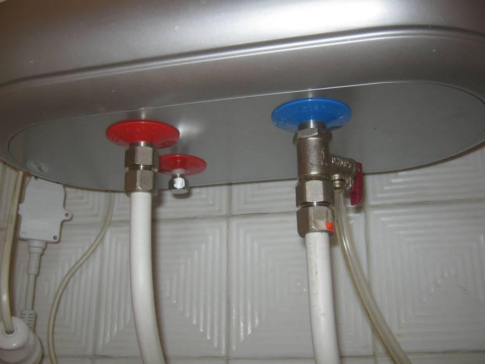 Как слить воду с водонагревателя различным способами