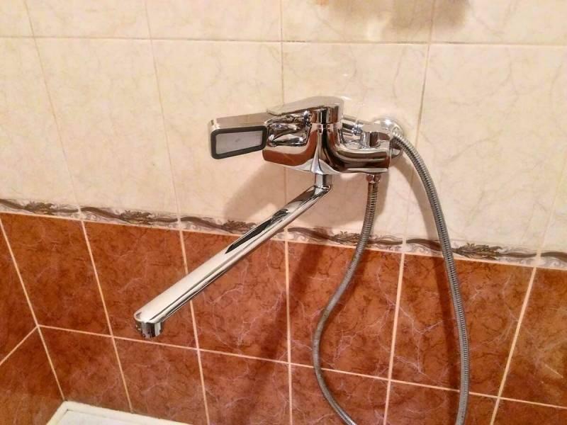 Как правильно установить смеситель в ванной своими руками – монтаж и сборка (видео инструкция)