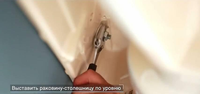 Как закрепить раковину на гипсокартон - постройка