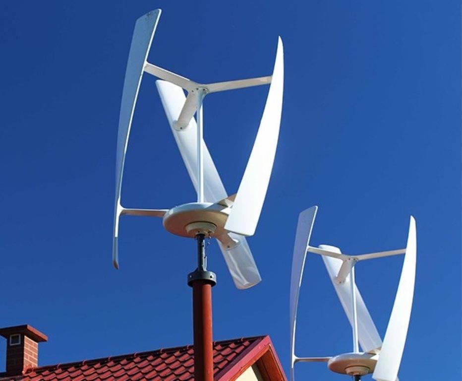 Вертикальный ветрогенератор своими руками - пошаговые инструкции по сборке
