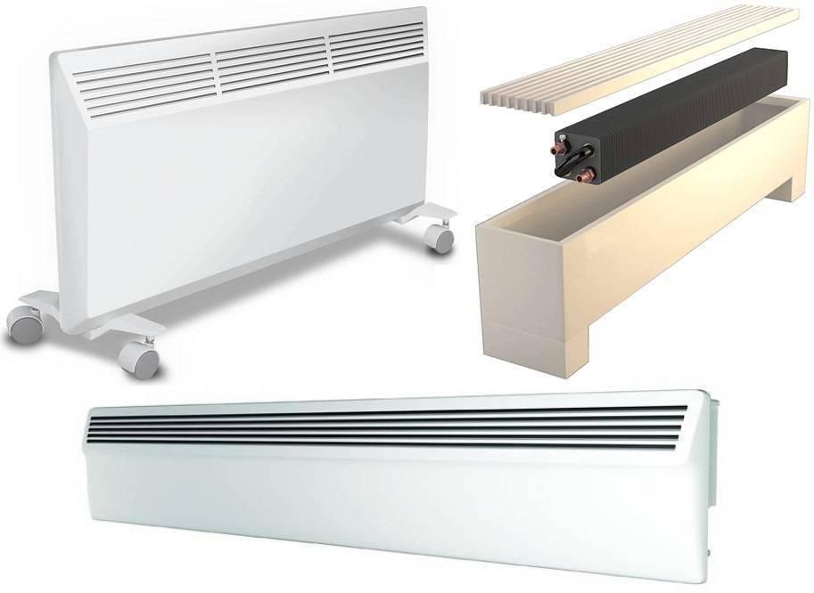 Конвектор или радиатор: что лучше и чем отличаются
