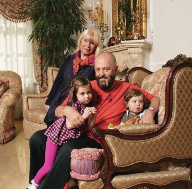 Жена михаила шуфутинского – маргарита и дети пары, личная жизнь и новая спутница певца