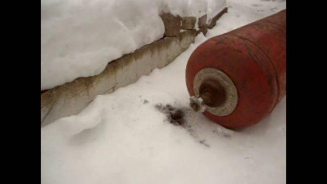✅ как избавиться от запаха газа в баллоне - tractor-sale.ru