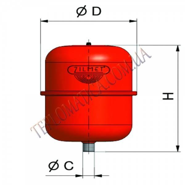 Ради стабильности системы необходимы вычисления: как рассчитать расширительный бак для отопления?