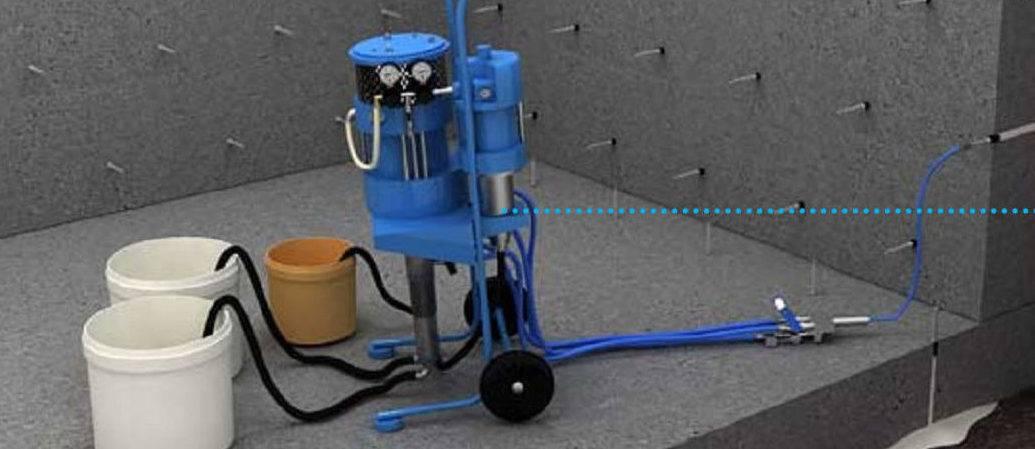 Ремонт трещин в бетоне: какие методы и материалы используются