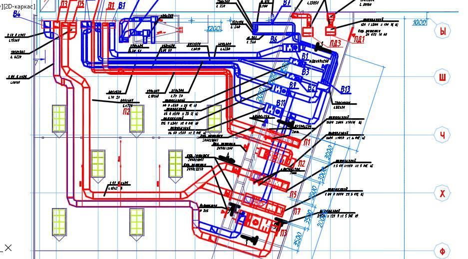 Отопление и вентиляция: особенности расчета и составления проекта