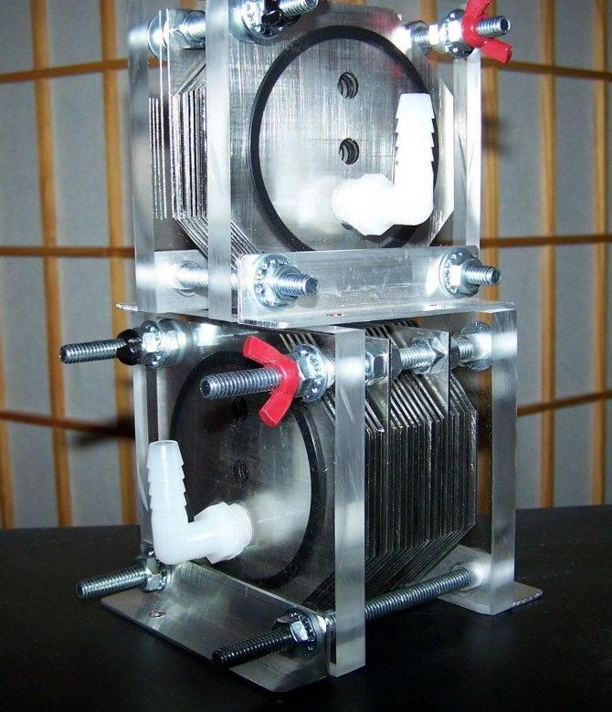 Электролизер своими руками: обзор разновидностей и рекомендации по их изготовлению