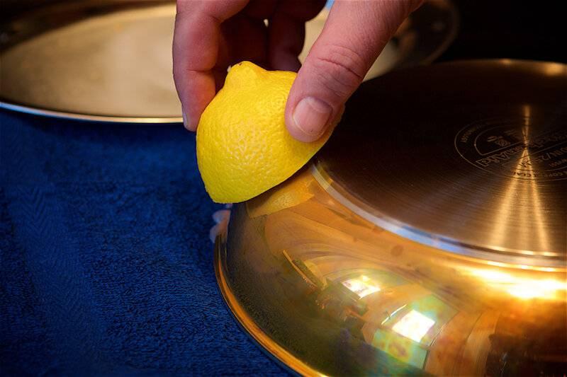 Чистка духовки лимонной кислотой и лимоном от жира и нагара