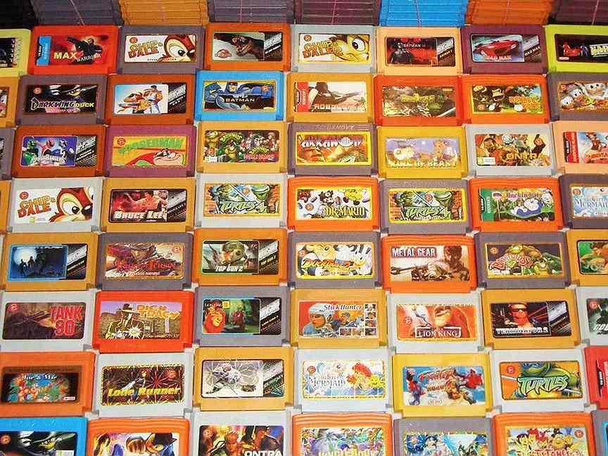 """Самые популярные игры детства на приставке """"денди"""" - best90.ru - лучшее из лихих 90-х"""
