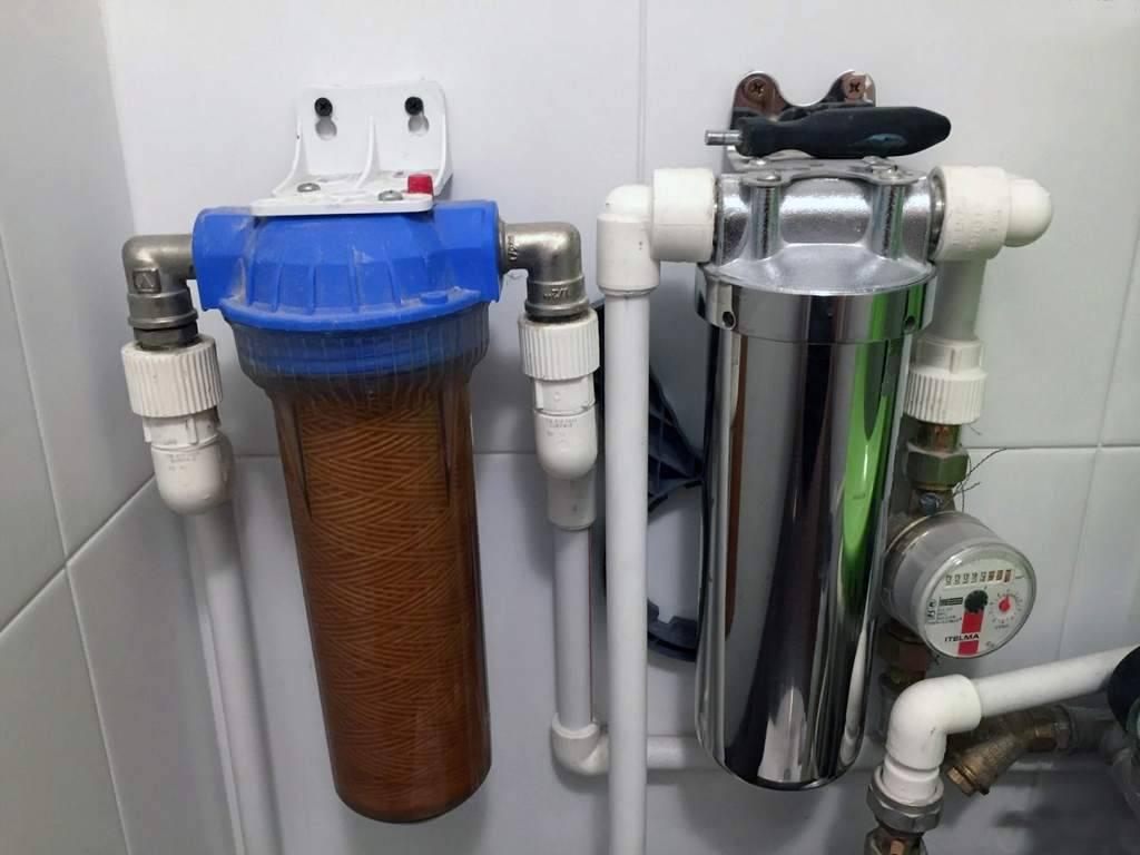 Дисковые фильтры для воды: что это за системы, принцип очистки от механических примесей и правила обслуживания