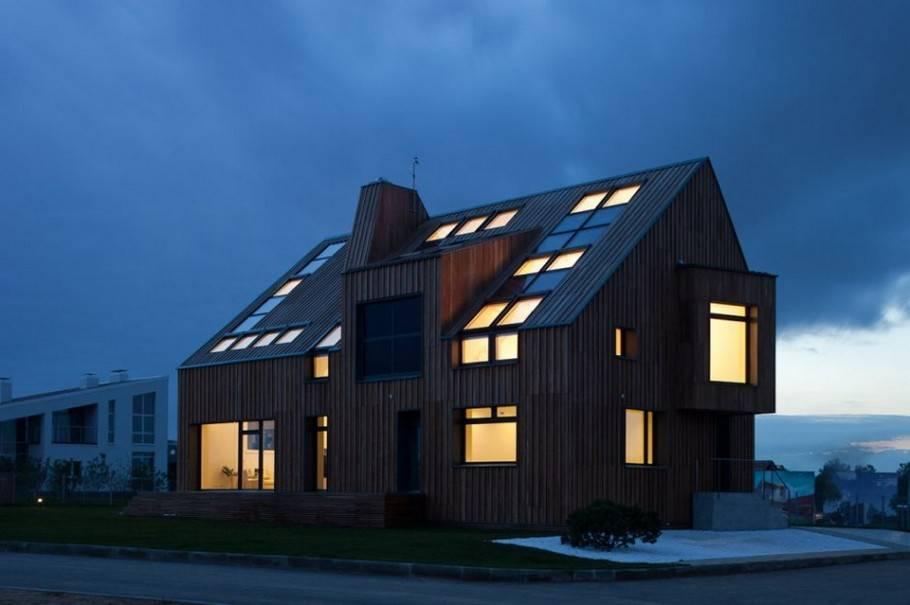 Энергосберегающий дом, что надо знать при строительстве