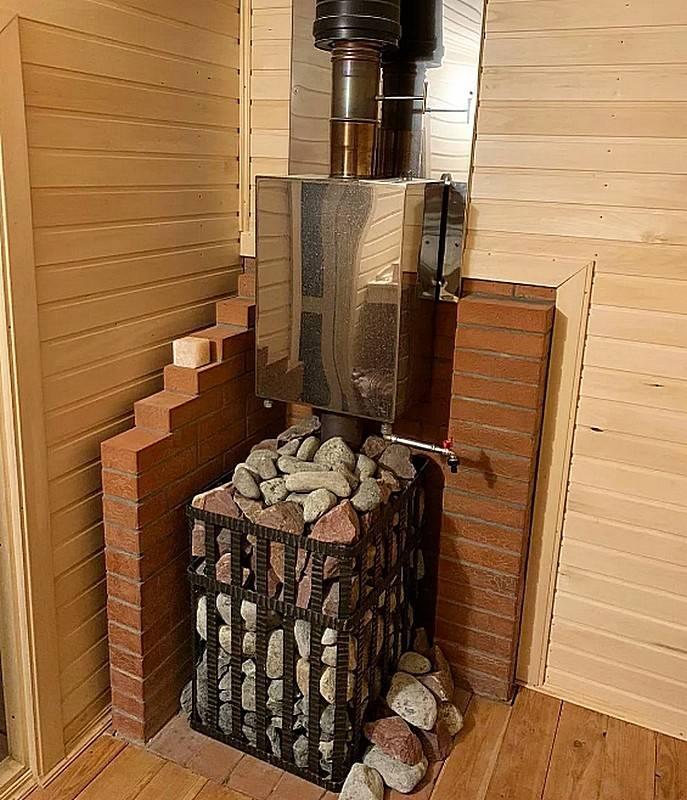 Печка в баню своими руками: пошаговая инструкция с рекомендациями экспертов