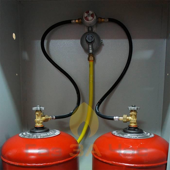 Газовый котёл на сжиженном газе