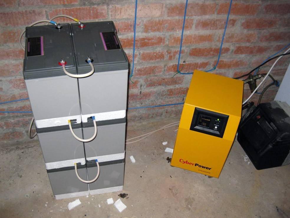 Выбираем резервное питание котла – генератор, ибп, инвертор