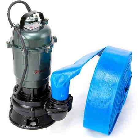 Какой фекальный насос выбрать: канализационные погружные, поверхностные насосы, лучшие бытовые насосы с измельчителем для частного дома, принцип работы полупогружного насоса, виды, производительность