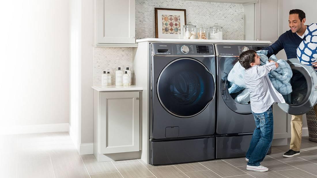 Интересные факты о стиральных машинах