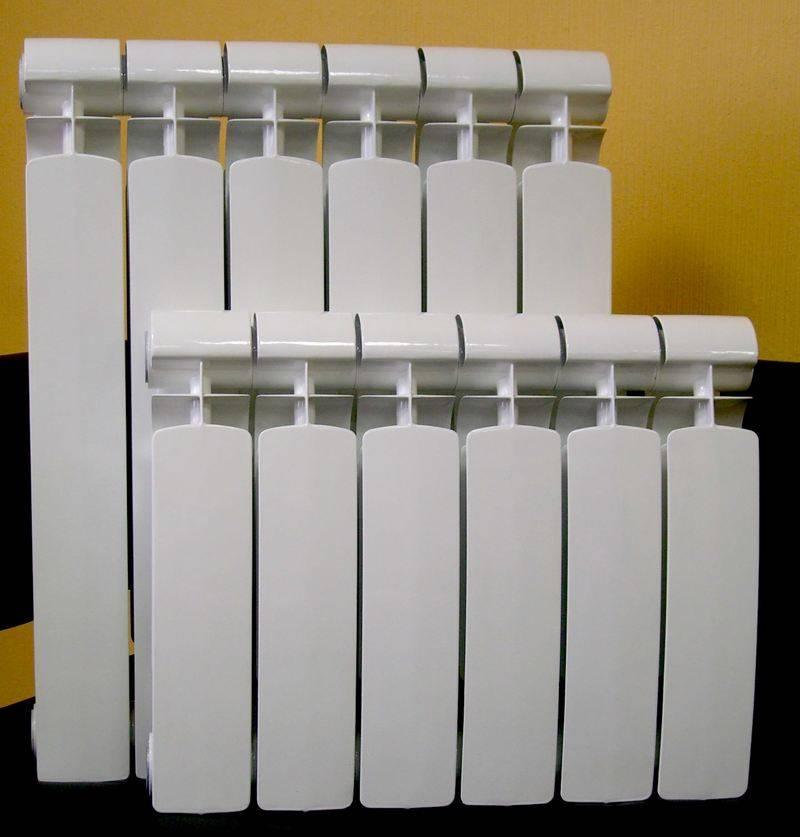 Биметаллические радиаторы отопления: какие лучше (топ-12)   инженер подскажет как сделать