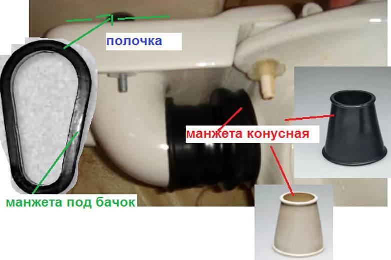 Как поменять сливной механизм в бачке унитаза - подробная инструкция