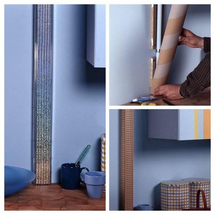 Короб для труб отопления: виды, плюсы и минусы, изготовление и установка
