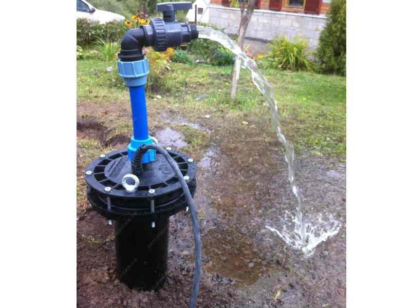 Как сделать обустройство скважины на воду
