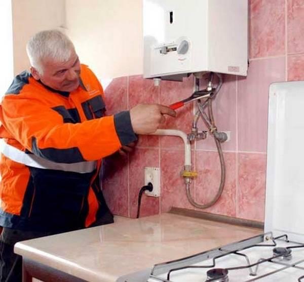 Как почистить газовую колонку от накипи в домашних условиях: эффективные методы
