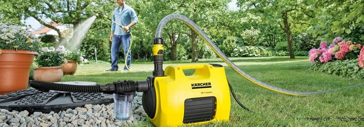 Выбираем насосы для полива огорода из пруда, бочки, водоема - точка j