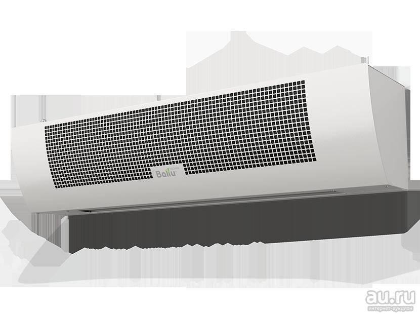 Электрические тепловые завесы ballu: обзор, отзывы