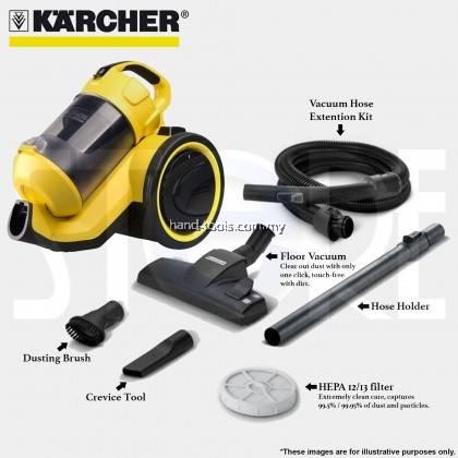 Рейтинг пылесосов karcher в 2021 (150+ мнений от владельцев)